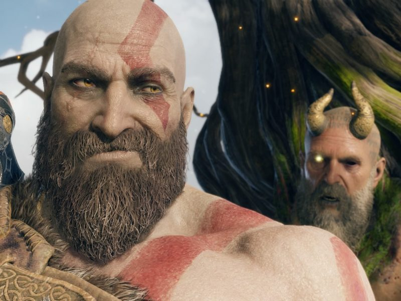 Kratos God fo War